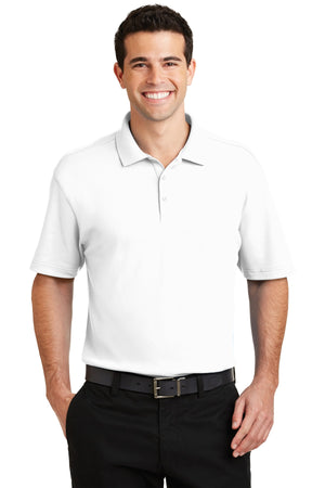 Port Authority Silk Touch Interlock Performance Polo. K5200