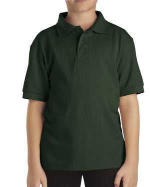 Dickies Boy's Short-Sleeve Performance Polo - KS4552