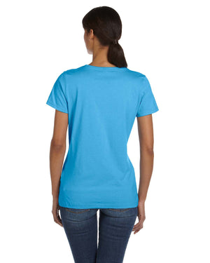 Fruit of the Loom Ladies' 5 oz., HD Cotton™ T-Shirt - L3930R