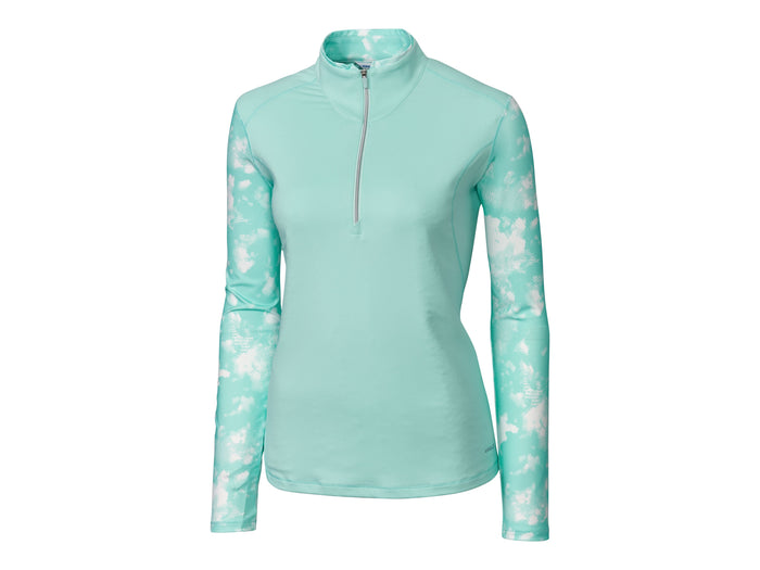 ANNIKA Energy 1/2 Zip Long Sleeve - LAK00098