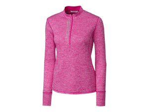 ANNIKA Frequency 1/2 Zip Long Sleeve - LAK00110