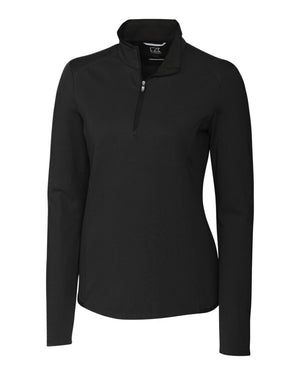 Cutter & Buck L/S Advantage Half Zip Mock - LCK00032