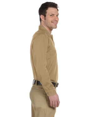 Dickies Men's 4.25 oz. Industrial Long-Sleeve Work Shirt - LL535