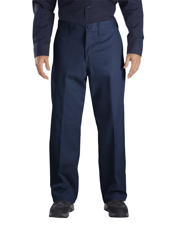 Dickies Men's 7.75 oz. Industrial Flat Front Pant - LP812