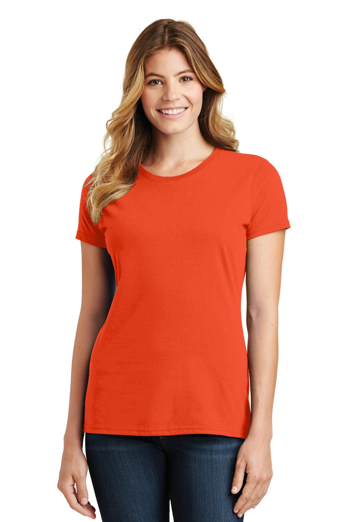 Port & Company Ladies Fan Favorite Tee. LPC450