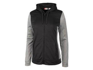 Clique Helsa Sport Colorblock Lady Full Zip - LQK00087