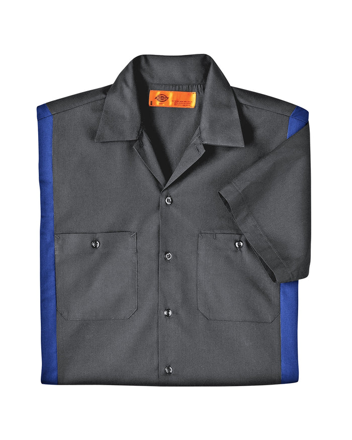 Dickies Men's 4.25 oz. Industrial Colorblock Shirt - LS524
