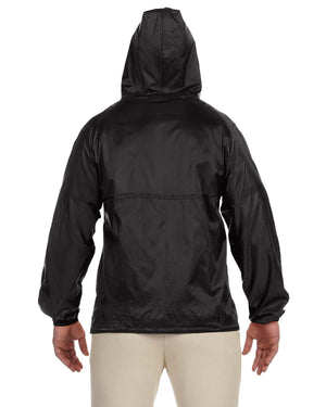Harriton Adult Packable Nylon Jacket - M750