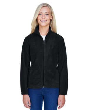 Harriton Ladies' 8 oz. Full-Zip Fleece - M990W