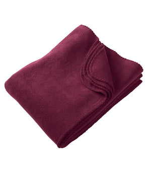 Harriton 12.7 oz. Fleece Blanket - M999