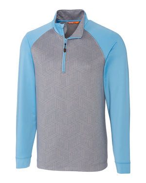CBUK All-Star Printed Half Zip - MBK00007