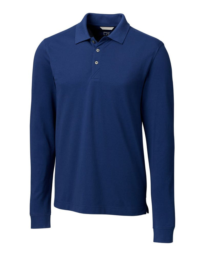 Cutter & Buck Advantage L/S Polo - MCK09322