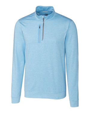 Cutter & Buck Stealth Half Zip - MCK09404