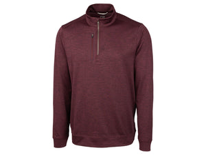 Cutter & Buck Stealth Half Zip - BCK09404