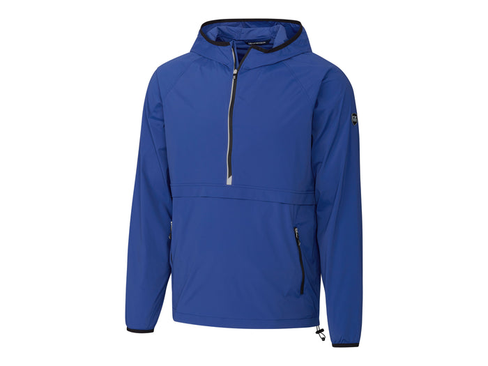 Cutter & Buck Breaker Half Zip Hooded Popover - MCO00040