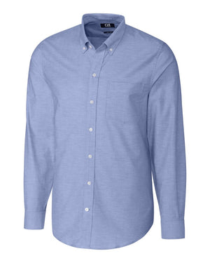 Cutter & Buck L/S Stretch Oxford - MCW00138