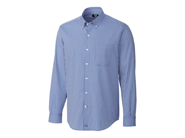 Cutter & Buck Anchor Gingham Shirt - MCW00183