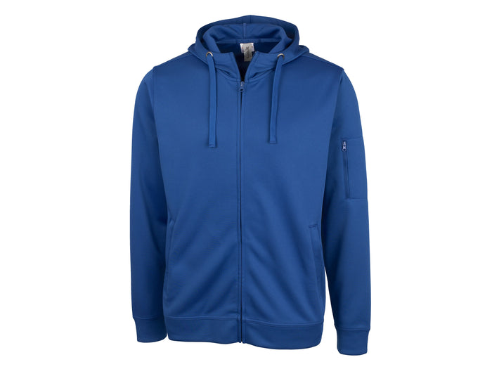 Clique Lift Performance Full Zip Hoodie - MQK00103