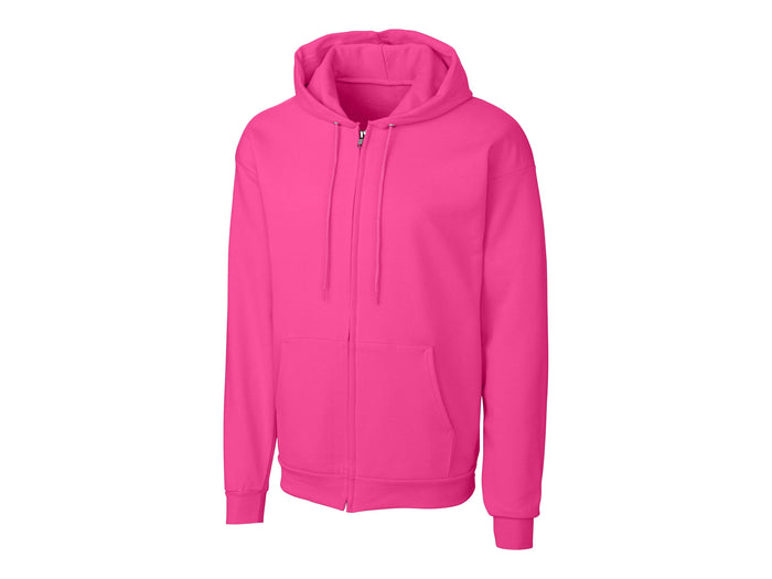 Clique Basics Fleece Full Zip Hoodie 5-7XL - MRK03003