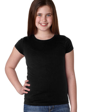 Next Level Youth Girls' Princess T-Shirt - N3710