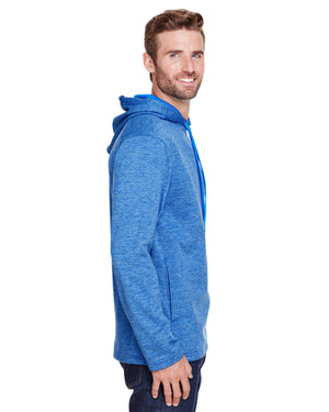 A4 Men's Tonal Space Dye-Tech Fleece Hoodie - N4103