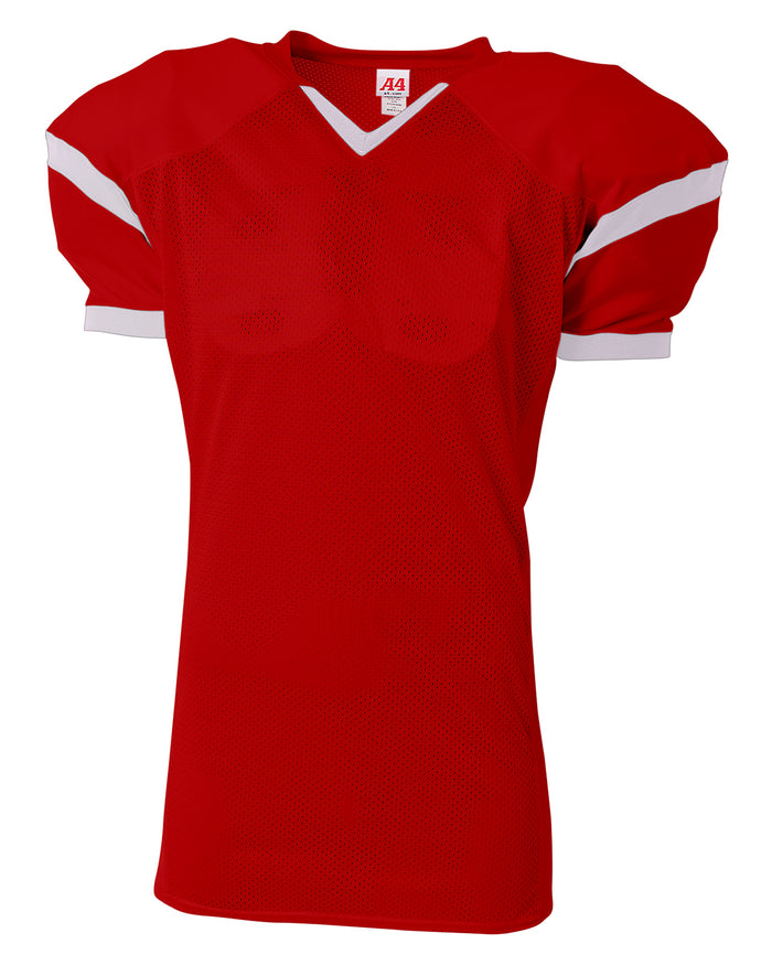 A4 Men's Rollout Football Jersey - N4265