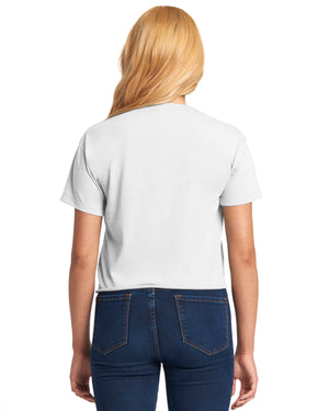 Next Level Ladies' Festival Cali Crop T-Shirt - N5080