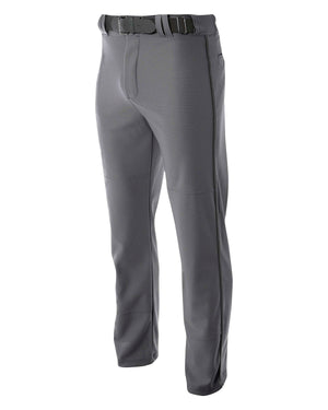 A4 Youth Pro Style Open Bottom Baggy Cut Baseball Pants - NB6162