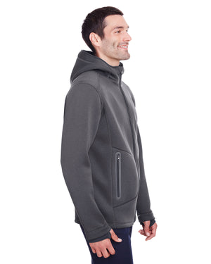 North End Men's Paramount Bonded Knit Jacket - NE707