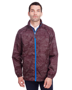 North End Men's Rotate Reflective Jacket - NE711