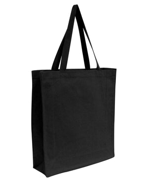 OAD Promo Canvas Shopper Tote - OAD100