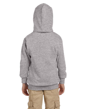 Hanes Youth 7.8 oz. EcoSmart® 50/50 Pullover Hood - P473