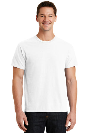 Port & Company Beach Wash Garment-Dyed Tee. PC099