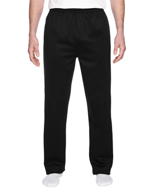 Jerzees Adult 6 oz. DRI-POWER® SPORT Pocketed Open-Bottom Sweatpant - PF974MP