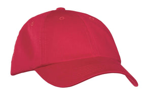 Port Authority Garment-Washed Cap.  PWU
