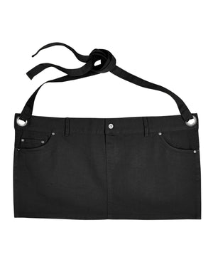 Artisan Collection by Reprime Unisex Cotton Chino Waist Apron - RP133