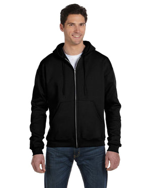 Champion Adult 9 oz. Double Dry Eco® Full-Zip Hood - S800