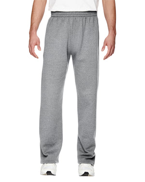 Fruit of the Loom Adult 7.2 oz. SofSpun® Open-Bottom Pocket Sweatpants - SF74R