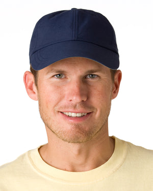 Adams 6-Panel UV Low-Profile Cap with Elongated Bill - SH101