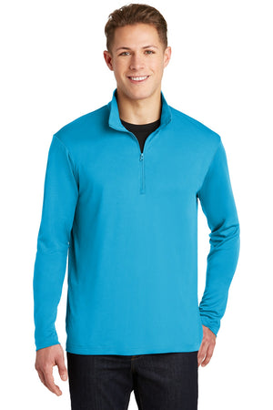Sport-Tek PosiCharge Competitor 1/4-Zip Pullover. ST357