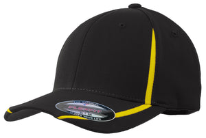 Sport-Tek Flexfit Performance Colorblock Cap. STC16