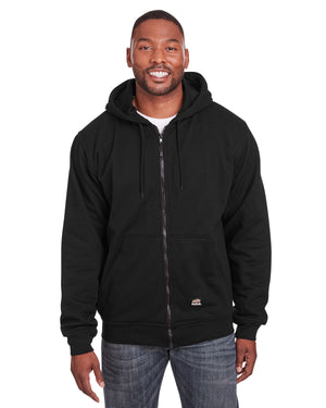 Berne Men's Heritage Thermal-Lined Full-Zip Hooded Sweatshirt - SZ101
