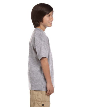 Champion Youth 6.1 oz. Short-Sleeve T-Shirt - T435
