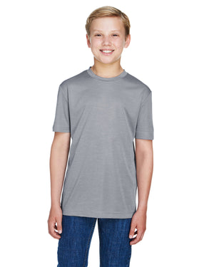 Team 365 Youth Sonic Heather Performance T-Shirt - TT11HY