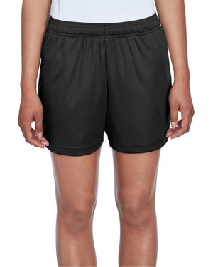 Team 365 Ladies' Zone Performance Short  - TT11SHW