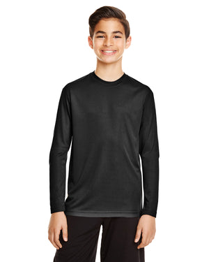 Team 365 Youth Zone Performance Long-Sleeve T-Shirt - TT11YL