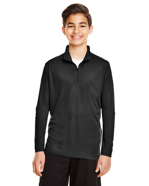 Team 365 Youth Zone Performance Quarter-Zip - TT31Y