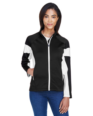 Team 365 Ladies' Elite Performance Full-Zip - TT34W