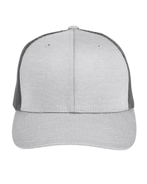 Team 365 by Yupoong® Adult Zone Sonic Heather Trucker Cap - TT802