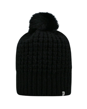 Top Of The World Adult Slouch Bunny Knit Cap - TW5005